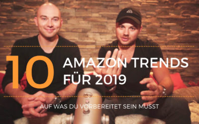 Top 10 Amazon & eCommerce Trends 2019
