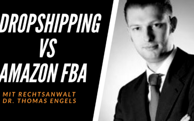 Achtung bei Dropshipping – mit eCommerce-Anwalt Dr. Thomas Engels